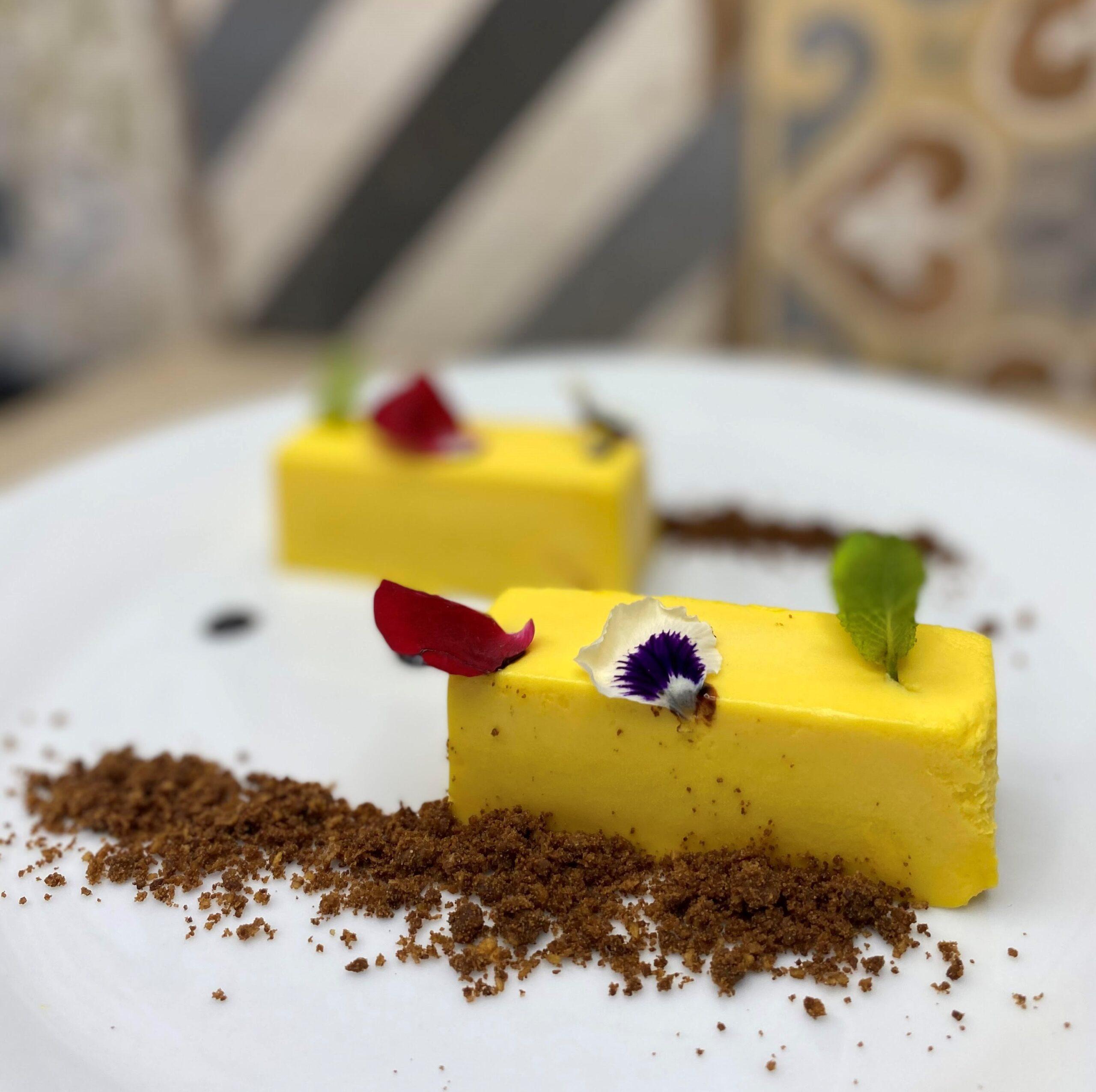Dessert Bavarese